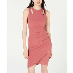Crave Fame L Mauve Pink Sleeveless Dress NWT CH17